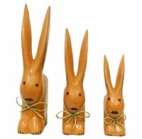 Набор, заяц балса 3 цвета (з-22, з-23, з-24)