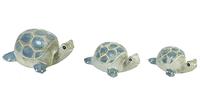 Набор: черепаха балса, 3 цвета, небольшая (чб-09, чб-10, чб-11)