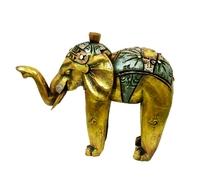 Слон балса с золотом (с-160)