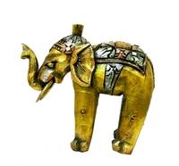 Слон балса с золотом (с-161)