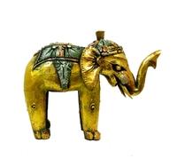 Слон балса с золотом (с-162)
