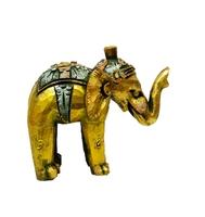 Слон балса с золотом (с-163)