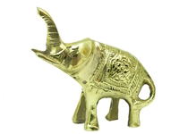 Слон латунный (сл-30)