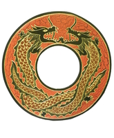 Солнышко драконы и зеркало, 3 цвета (си-82)