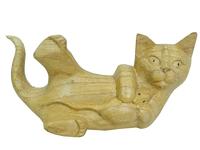 Котик суара лежит на спине (кс-32)