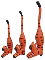 Набор котиков под кольца, 4 цвета (кк-42, кк-43, кк-44)