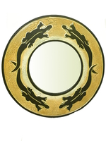 Солнышко - ящерица на зеркале, 4 цвета (си-37)