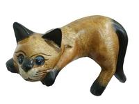 Кот манго свешивающийся с полки (км-51)