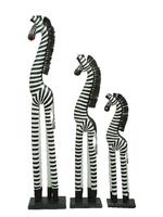 Набор зебр, 2 цвета (з-14, з-15, з-17)
