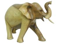 Слон из суары, 2 цвета, Индонезия, (сс-62)