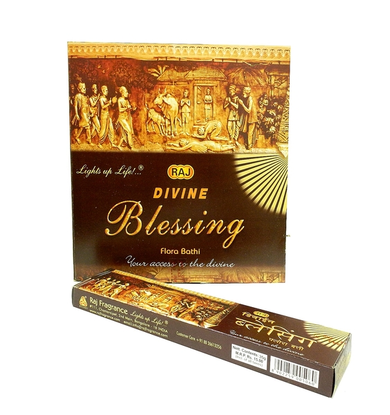 "Благовония на пыльцевой основе RAJ ""Divine Blessing"" (б-29-01)"