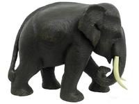 Слон тиковый, хобот вниз (ст-53)
