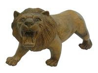 Лев идущий, Индонезия, дерево суара (лк-49)