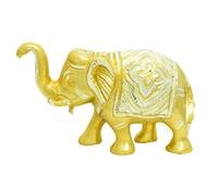 Слон алюминиевый, хобот вверх (са-20)