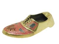 Пепельница латунная в виде мужского туфля, 3 вида (пл-181)