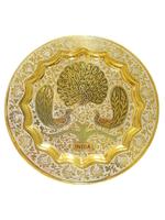 Тарелка латунная в ассортименте (тл-22)