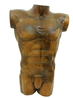 Арт суара: торс мужчины/женщины (ас-57)