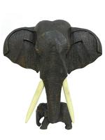 Маска слона со слоненком (ст-65)