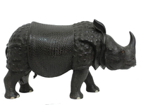 Носорог, дерево палисандр (нп-06)