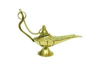 Лампа латунная Алладина, 2 цвета (лл-18)