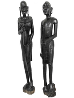 Фигура эбеновая: масаи (фэ-18)