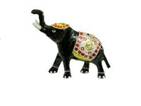 Слон алюминиевый цветной, 3 цвета (са-18)