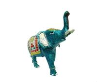 Слон алюминиевый, 4 цвета (са-02)