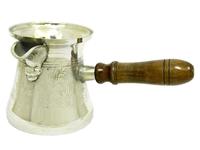 Турка латунная, 4 вида (тл-04)
