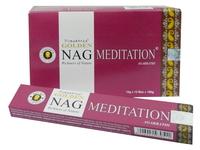 """Благовония на пыльцевой основе Vijayshree """"Nag Meditation"""" (б-31-07)"""