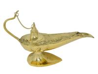 Лампа латунная Алладина (лл-24)