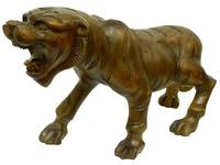 Тигр идущий мех (тк-01)