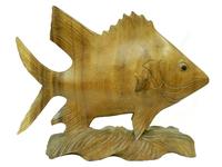 Рыба суара с подставкой, 3 вида (рс-04)