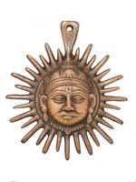 Солнце латунное (сл-27)