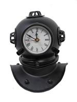 Шлем латунный с часами (шл-06)