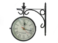 Часы латунные станционные (чл-21)