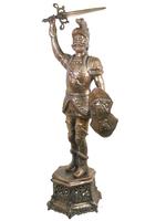 Алюминиевый рыцарь, Индия, (ар-03)