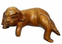 Собака/свинка свисает с полки, джимпиниш (сс-113)