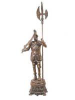 Алюминиевый рыцарь, 2 вида (ар-04)