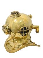 Шлем латунный морской (шл-05)