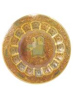 Тарелка латунная в ассортименте (тл-24)