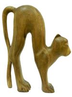 Кот мэх с изогнутой спинкой (км-01)