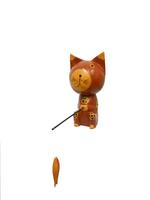 Кот-рыбак, 4 цвета (кр-51)