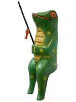 Кот-рыбак, собака, лягушка (кр-05)