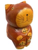 Кот-рыбак толстый, 3 цвета (кр-30)