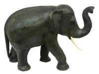 Слон тиковый, хобот вверх (ст-54)