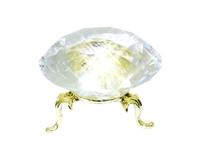 Хрустальные изделия: кристалл белый многогранный (хи-05)