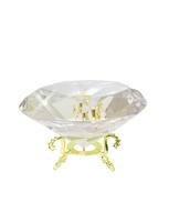 Хрустальные изделия: кристалл, крупные грани (хи-01)