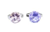 Хрустальные изделия: кристалл на кольце (хи-20)