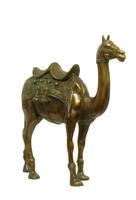 Верблюд латунный (вл-78)