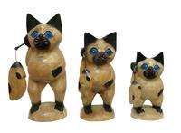 Кот суара с мышкой (кс-23, кс-24,кс-25)